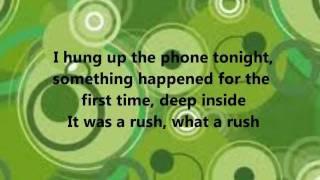 David Archuleta- Crush Lyrics (HD)