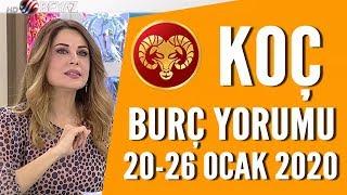KOÇ BURCU | 20 Ocak - 26 Ocak | Hande Kazanova'dan haftalık burç yorumları