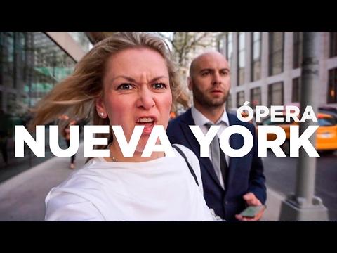Vamos A La Ópera En Nueva York.