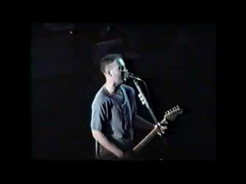 Bob Mould - Georgia Theatre, Athens GA, 25 Jul 1990