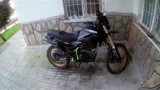 Motosiklet Neden Sübap Keser?   Tamir Vlogu #1