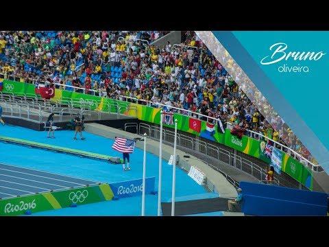 Men's 400m Hurdles | Finnal Rio 2016 [4K]