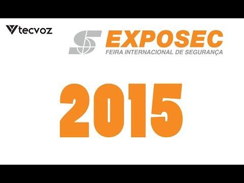 Tecvoz na Exposec 2015