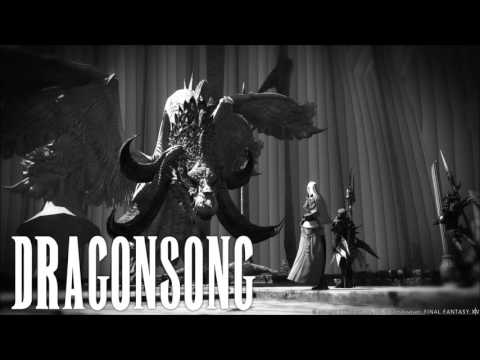 Final Fantasy XIV - Dragonsong (Cover)