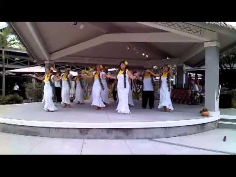6-9-2012 Performance at KIM: Manoa In The Rain