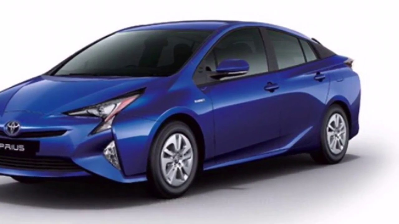 New Toyota Prius 2017 Colors Colours