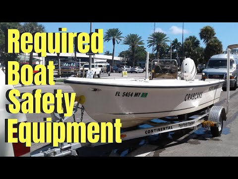 Required Boat Safety Equipment