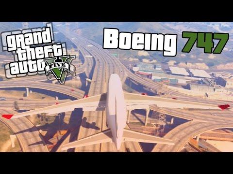 Πάμε να Κλέψουμε το Μεγαλύτερο Αεροπλάνο! | GTA 5 Greek Funny Moments #20