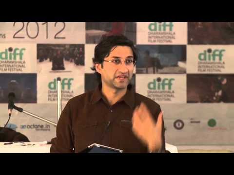 Telling Stories: Directing Fiction and Non Fiction - Masterclass with Asif Kapadia