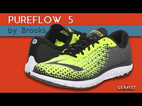 7b1eecff449ad BROOKS PUREFLOW 5 REVIEW