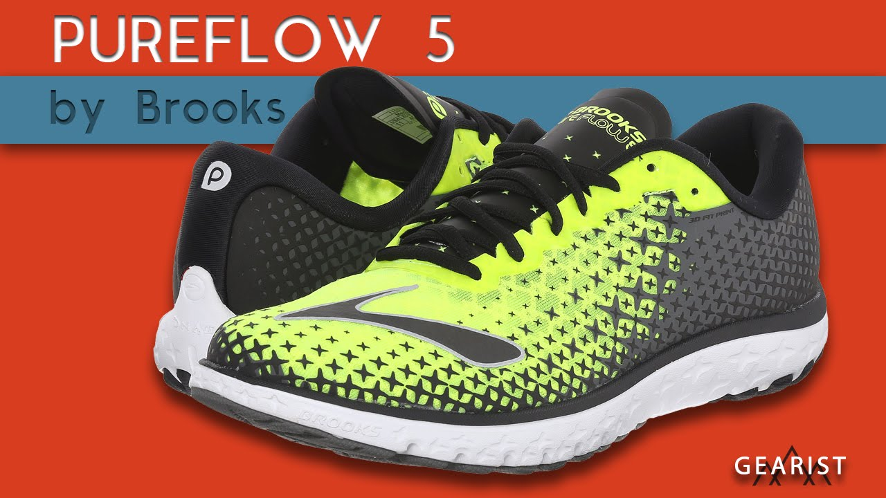 94c900fc2e057 BROOKS PUREFLOW 5 REVIEW