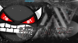 [Fake] [60Hz] Geometry Dash | The Invincible [DEMON] | By Therealsneaky