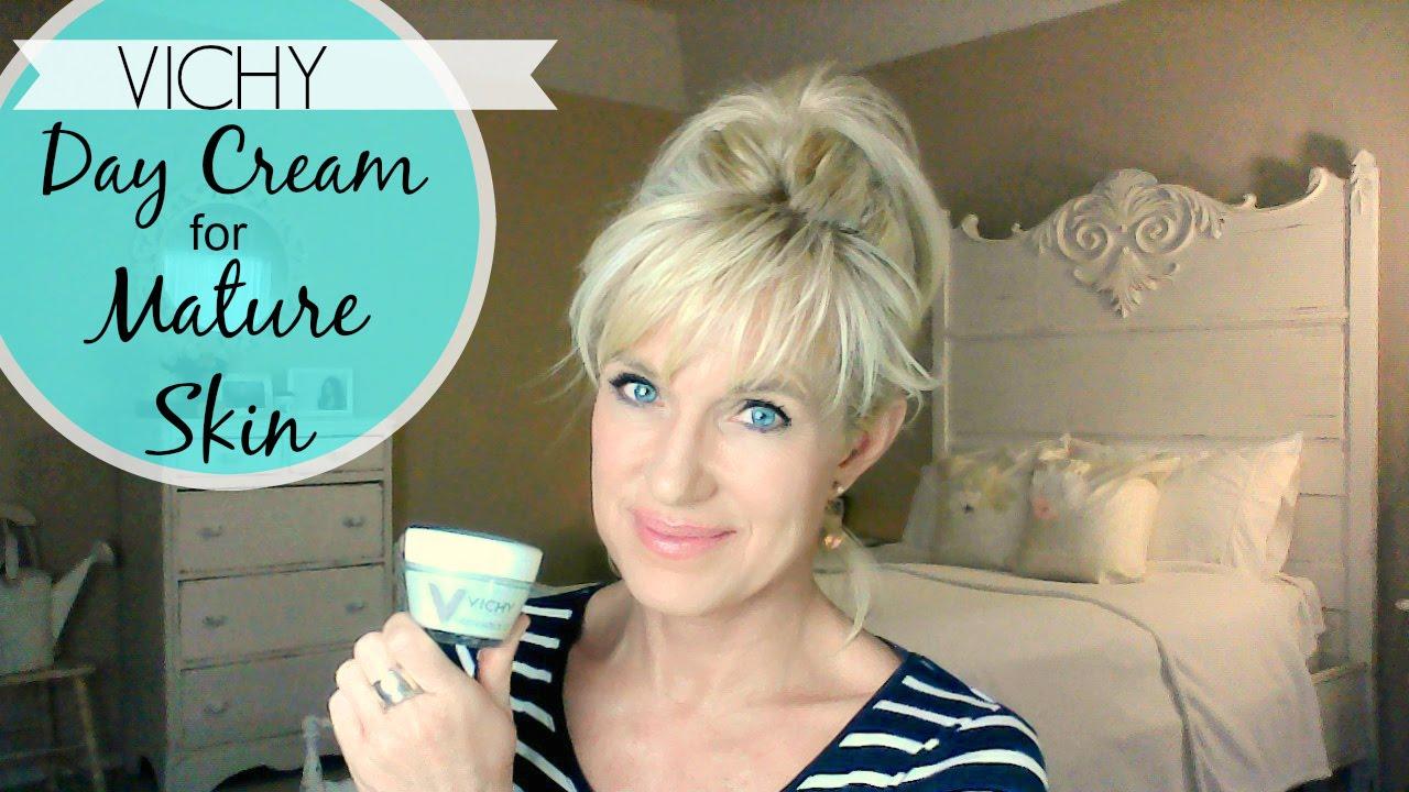 Anti Aging Day Cream For Mature Skin Vichy Neovadiol Gf Youtube Jill Beauty