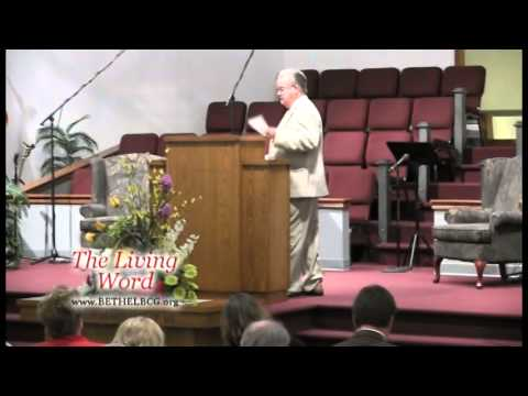 The Sifting of Our Faith, Dr Randall Parker
