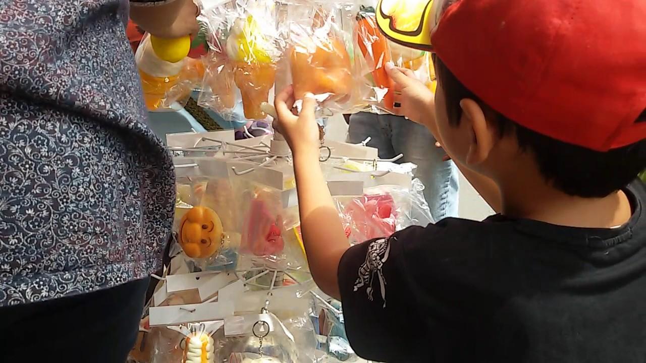 Squishy Di Pasar Asemka : Belanja Mainan Squishy di Pasar Asemka - YouTube