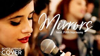 Download Mirrors - Justin Timberlake (Boyce Avenue feat. Fifth Harmony cover) on Apple & Spotify MP3 song and Music Video