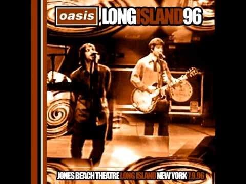 OASIS:Jones Beach Theater,Long Island,Wantagh,New York,Usa (07/09/1996)