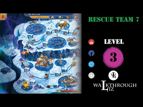 Viking Brothers 6 - Level 3 Walkthrough |