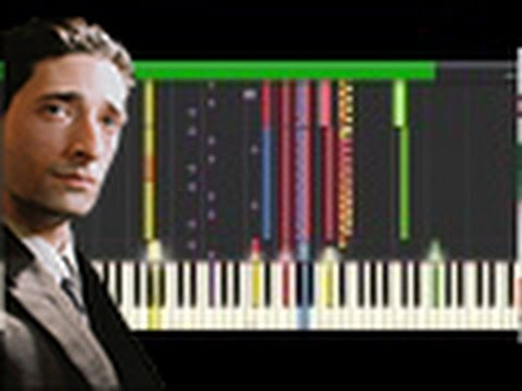 How to Play The Pianist Soundtrack - Piano Tutorial (DIFFICULT)