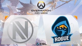 Overwatch - EnVyUs vs. Rogue - Overwatch Atlantic Showdown - Gamescom Finals - Semifinal
