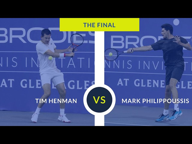 Tim Henman | Brodies Tennis Invitational