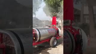 2000 Krom Depolu Turbo Atomizör Bahçe İlaçlama Makinesi...!!!