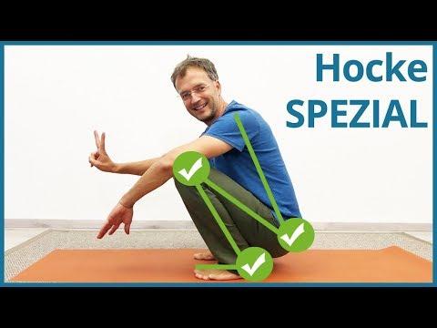 20 Minuten Yoga | Tiefe Hocke SPEZIAL | Mach es RICHTIG!