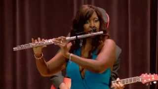 Althea Rene Performs Mystic Voyage (LIVE)