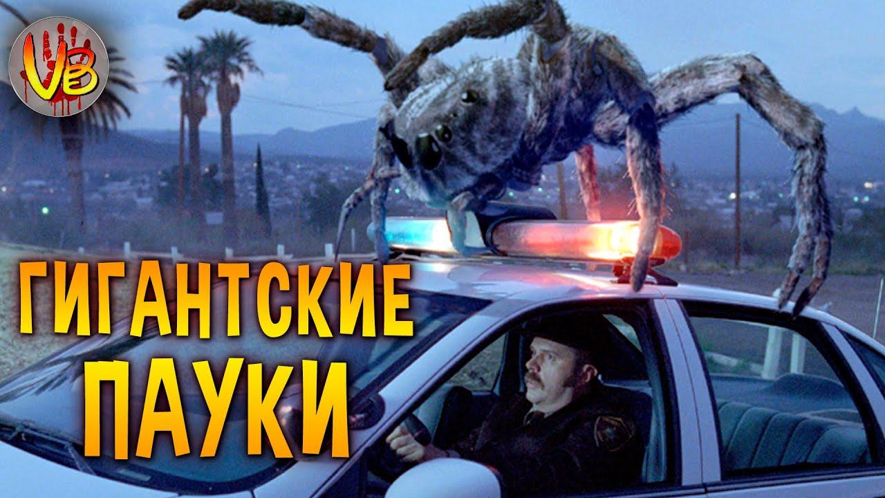 ГИГАНТСКИЕ ПАУКИ: МонстрОбзор фильма «Атака Пауков»