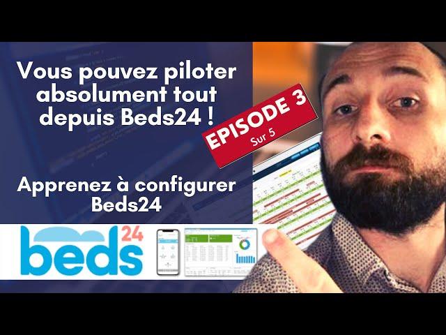 Astuce : comment mettre en place un prix dynamique sur beds24 afin d'optimiser ton temps.