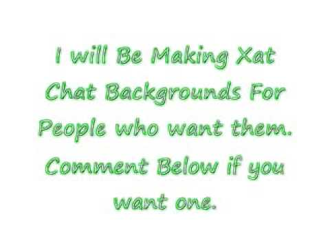 Make a xat chat
