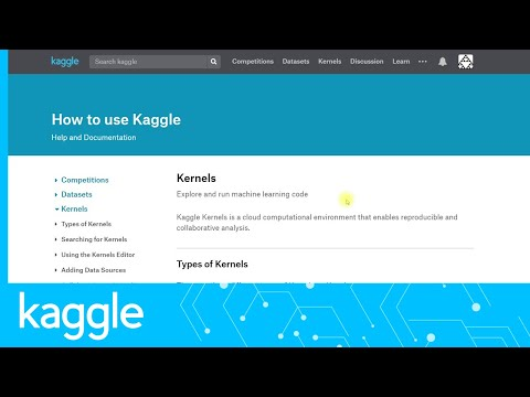 Getting Started on Kaggle: Writing code to analyze a dataset