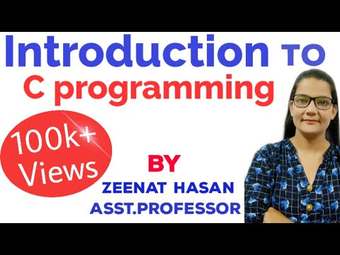 Introduction to C Programming Language thumbnail