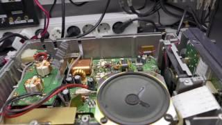 icom ic 746 con problemas en tx y otros ocasionados en el transporte