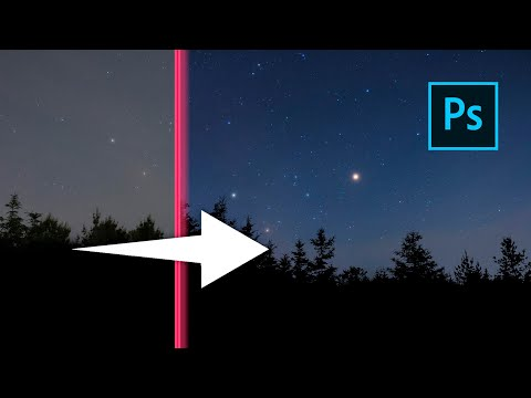 How to Stack Astrophotography Images in Photoshop