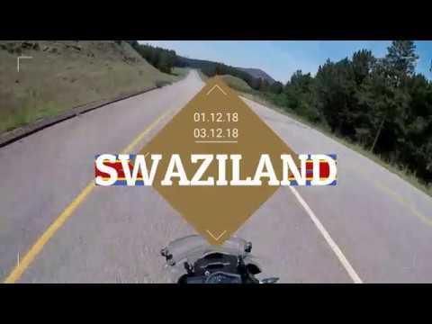 Three day motorcycle tour through Swaziland.