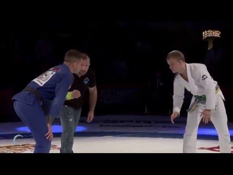 """Ragnarok #6! Jędrzej """"Węgorz"""" Kubski vs. Mateusz Flaga GI 77 kg"""