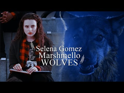 Selena Gomez ft. Marshmello - Wolves | Traduction française (+crossover theo & hannah)