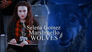 Selena Gomez ft. Marshmello - Wolves | Traduction française (+crossover theo & hannah)