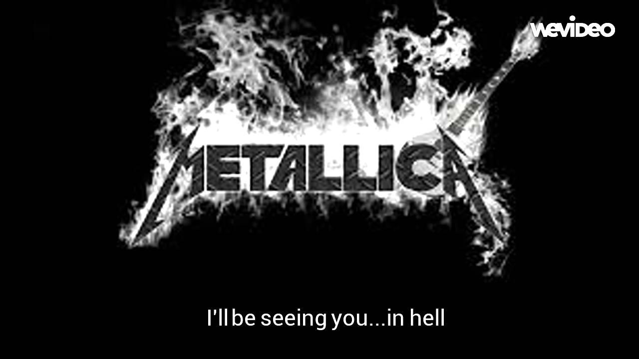 Die, Die My Darling-Metallica Lyrics