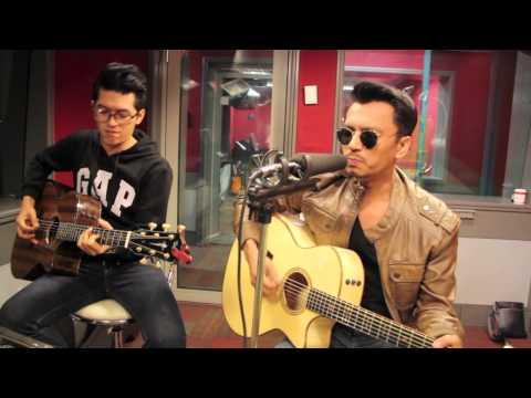 Mahakarya Cinta   Faizal Tahir Akustik LIVE