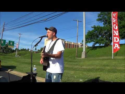John Richards - Going Up The Country ( Canned Heat Cover)