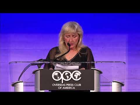 2017 - The Robert Capa Gold Medal Award