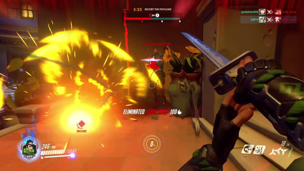 Download Overwatch: Genji Rage