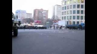 Rammstein Запуск на концерт в Москве 10 02 2012