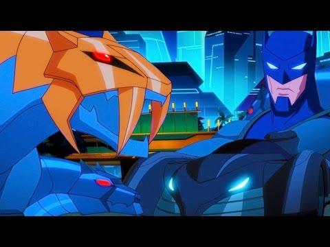 Batman Unlimited | Full Throttle Batmobile