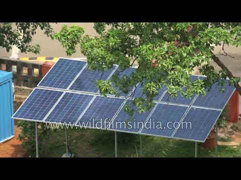 Solar Power - An Increasing Renewable Energy Source in Visakhapatnam