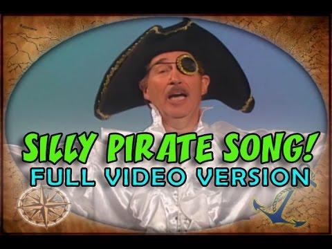 Silly Pirate Song | Brain Breaks | Growing Pattern Song | Educational Songs | Jack Hartmann