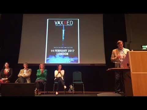 Q&A with Brandy Vaughan and Andrew Wakefield