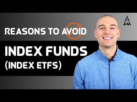 Reasons To Avoid Index Funds (ETFs)